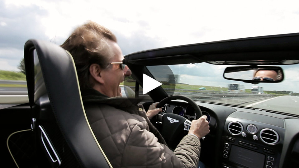 Vorschaubild BENTLEY HIGHSPEED-TEST Teaser