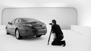Thumbnail INFINITI FOTOSHOOTING Making-Of